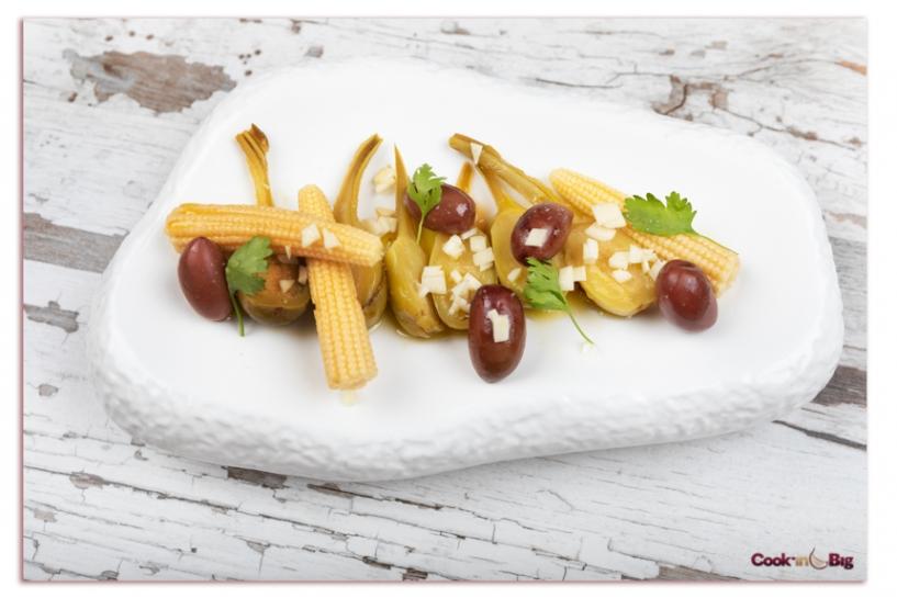 receta de berenjenas en vinagre de almagro