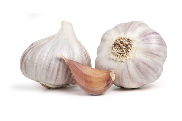 Brown Garlic